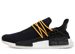 Кроссовки Женские ADIDAS NMD x Pharrell Williams Black