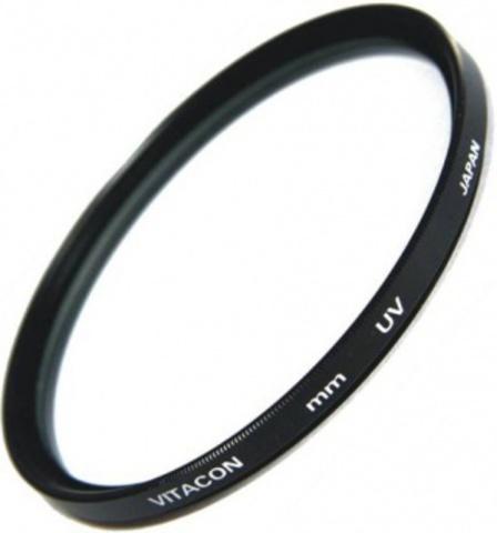 Ультрафиолетовый фильтр Vitacon (Япония) UV Filter 62мм
