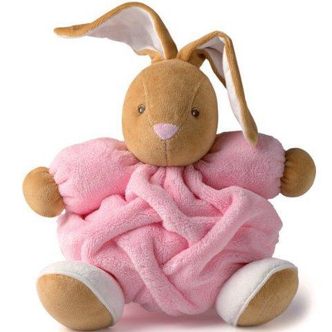 Kaloo. Заяц средний розовый, коллекция Плюм
