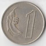 K7181, 1980, Уругвай, 1 песо