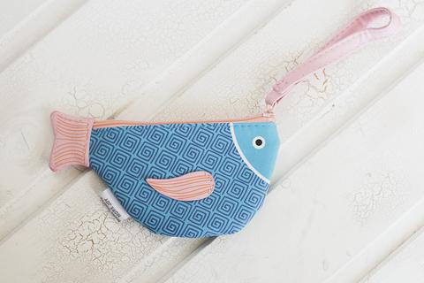Кошелечек Fish Pink