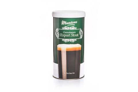 Солодовый экстракт Muntons Export Stout 1,8 кг