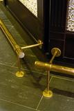 Подножная труба ( для барной стойки)