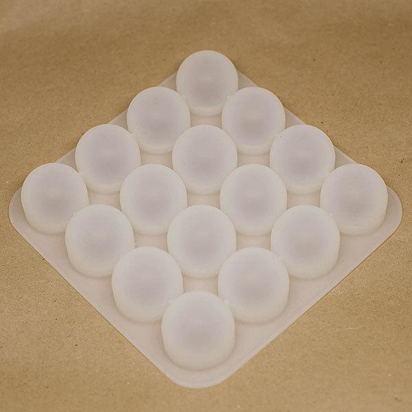 Форма силиконовая для мыла Шарики
