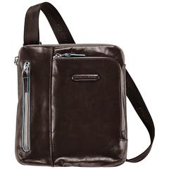 Мужская кожаная сумка Piquadro, Blue Square CA1816B2/MO