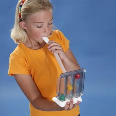 Тренажер для развития дыхания у детей