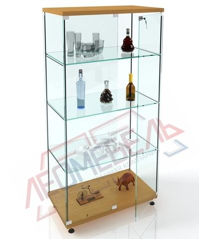 ВК- 700 Витрина стеклянная