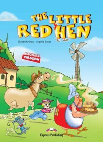 the little red hen (story book)