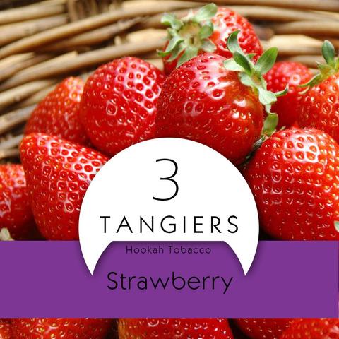 Табак Tangiers F-Line Strawberry 100 г