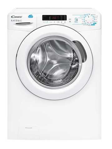 Узкая стиральная машина Candy ACSS41052D1/2-07