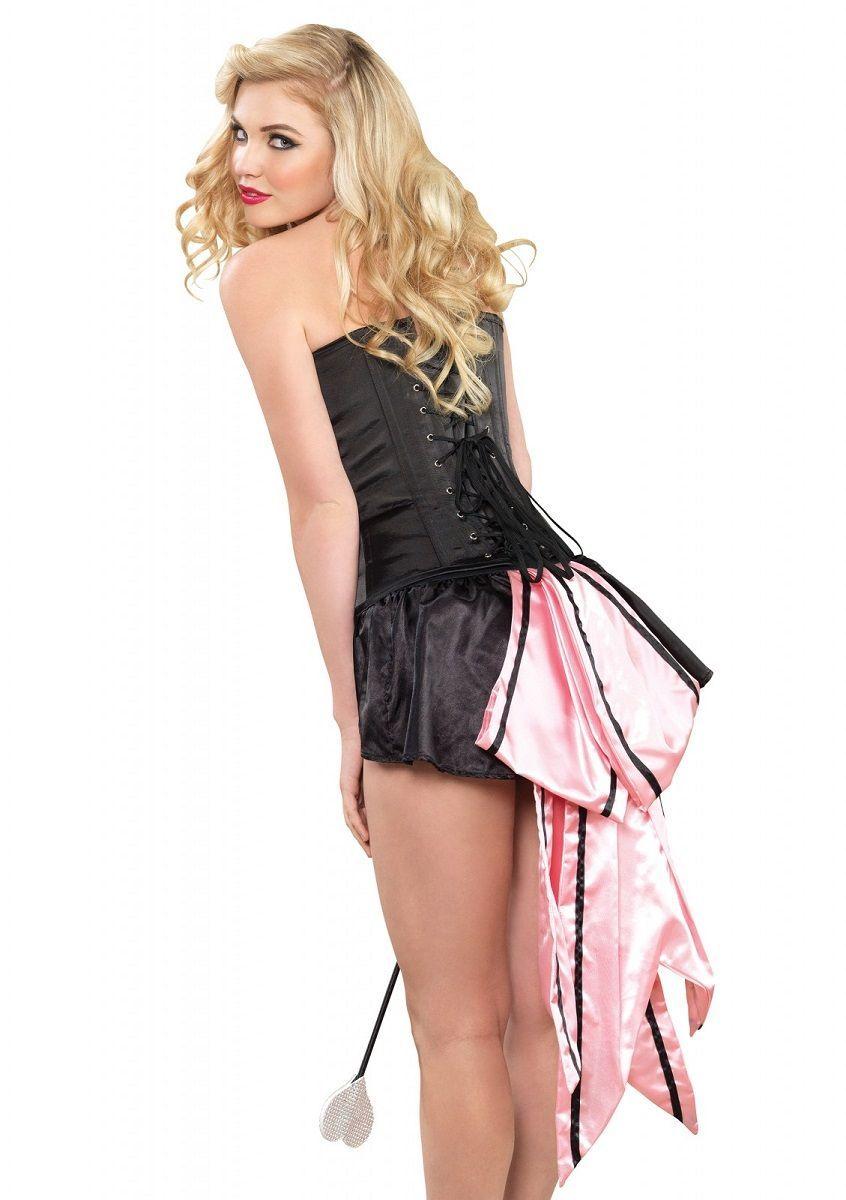 Перчатки и аксессуары: Атласная юбочка с большим розовым бантом