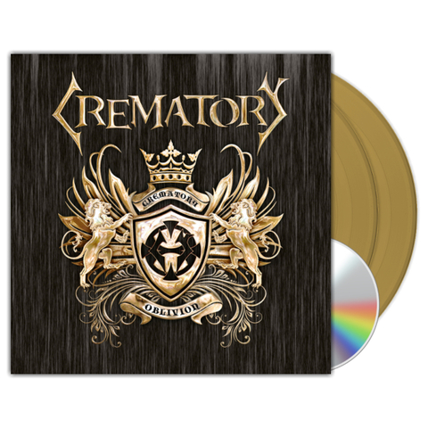Crematory / Oblivion (Coloured Vinyl)(2LP+CD)