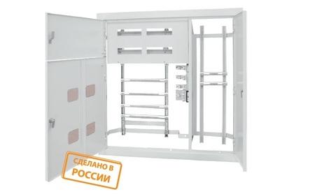Корпус щита этажного 3 кв. (1010х950х140) TDM