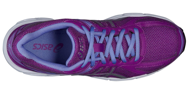 Женские кроссовки для бега Asics Patriot 7 (T4D6N 3693) фиолетовые фото