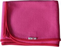 Плед детский ManyMonths, 75 x 75 см, Розовый (шерсть мериноса 100%)