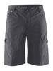 Мужские шорты Craft In the zone 1902646-2985 темно-серые