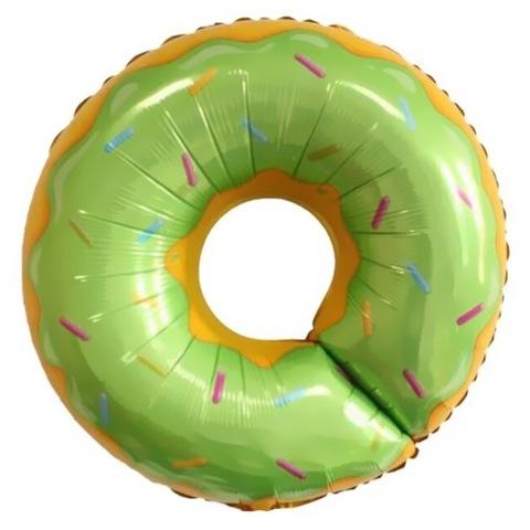 Пончик зеленый, 66 см