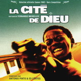 Soundtrack / Antonio Pinto & Ed Cortes: La Cite De Dieu (CD)