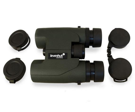 Крышки окуляров и объективов бинокля Karma Pro 8x 32