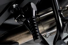 Ручка для подъема мотоцикла BMW черный