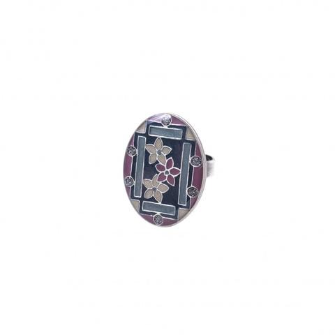 Кольцо Незабудки K75803-3 G