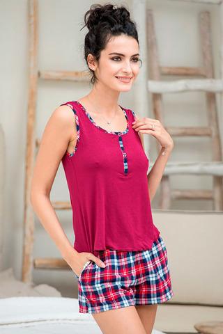 Пижама Scotland 6562 Mia-Mella