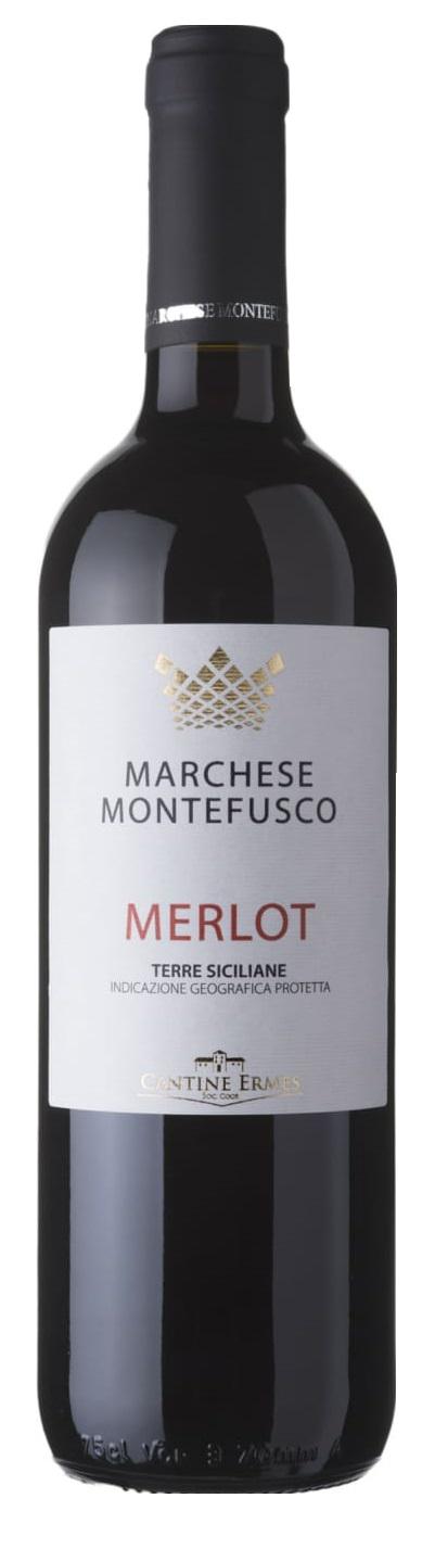 Cantine Ermes Marchese Montefusco Merlot