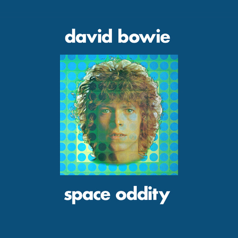 David Bowie / Space Oddity (2019 Mix)(Limited Edition)(LP)