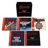 Комплект / Saxon (5 Mini LP SHM CD + Box)