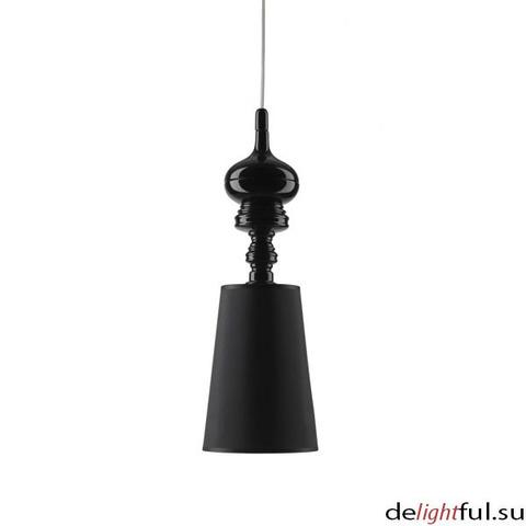 replica Jaime Hayon Josephina pendant lamp (black)