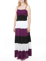 2277-1 сарафан женский, фиолетовый