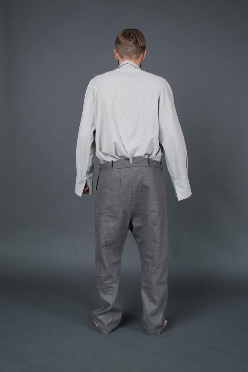 купить брюки «SUTORIO» Gray