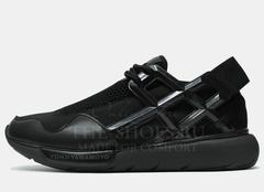 Кроссовки Мужские Y-3 Qasa Racer All Black