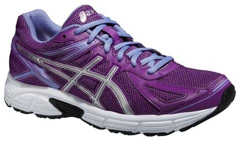 Женские беговые кроссовки Asics Patriot 7 (T4D6N 3693) фиолетовые фото