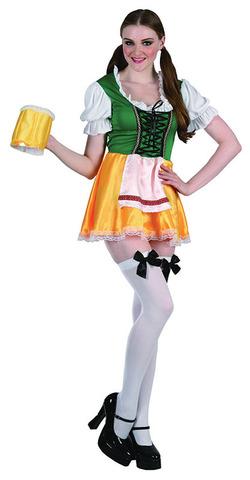 Костюм Баварская девушка