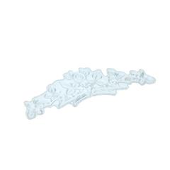 Набор печатей для эмбоссинга. Размер 12*25 см