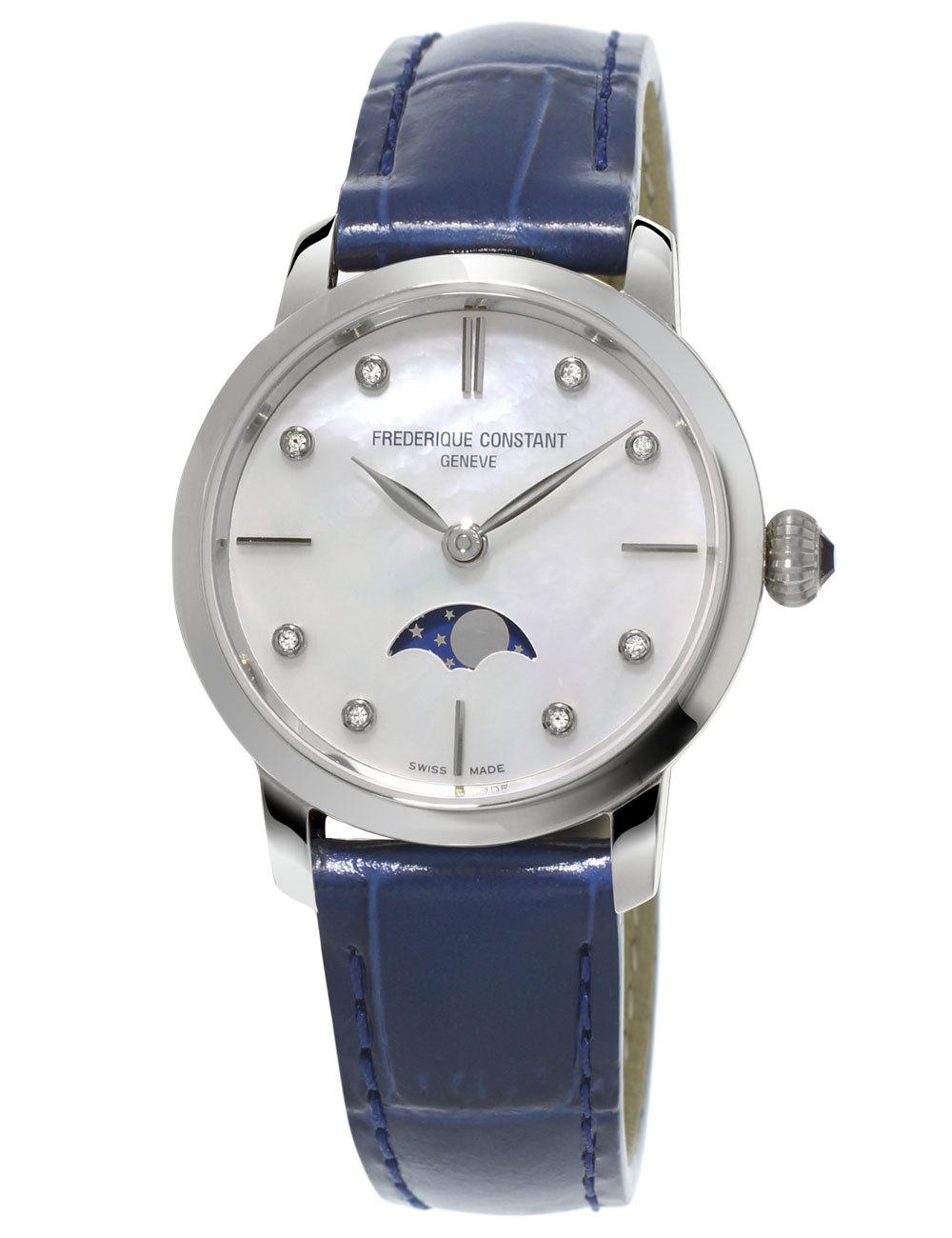 Часы женские Frederique Constant FC-206MPWD1S6 Slimline Ladies