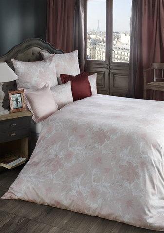 Постельное белье 1.5 спальное Curt Bauer Michelle пастельно-розовое