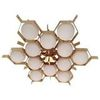 Limited Edition Flush Mount Chandelier by Fedele Papagni for Gaspare Asaro