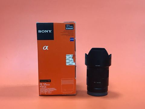 Sony Carl Zeiss Sonnar T* 55mm f/1.8 ZA (SEL-55F18Z) комиссия