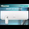 Кондиционер Hisense SMART DC Inverter AS-24UR4SFBDB