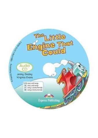 The Little Engine That Could. Audio CD. Аудио CD