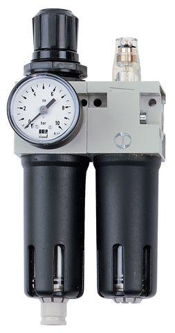 Блок подготовки воздуха WE 2-fach 1/2 W