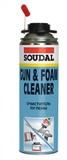 Очиститель пены Soudal Foam Cleaner 500мл (12шт/кор)
