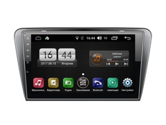 Штатная магнитола FarCar s170 для Skoda Octavia 13+ на Android (L1050BS)