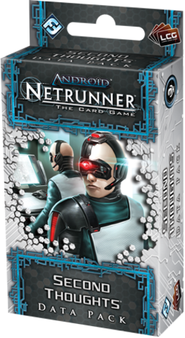Android Netrunner LCG: Second Thoughts Data Pack (Spin Cycle)