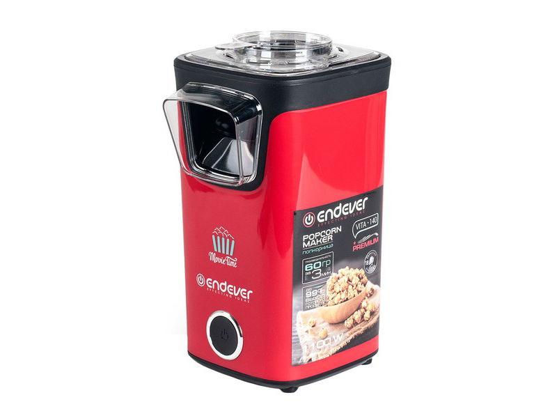 Винодельни Аппарат для приготовления попкорна Endever Vita-140 11.jpg