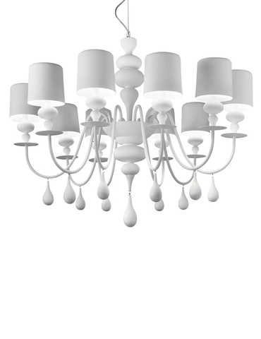replica  EVA S10 pendant lamp (white)