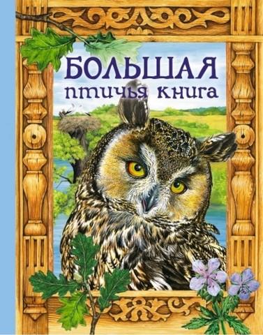 Большая птичья книга Сказки