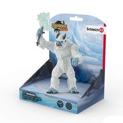 Фигурка Ледяной монстр с оружием